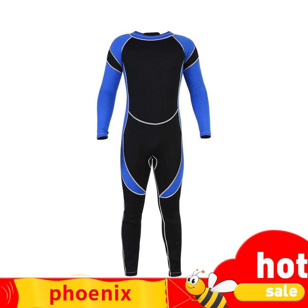 One-piece Diving Suit Kids Neoprene Scuba One-piece Diving