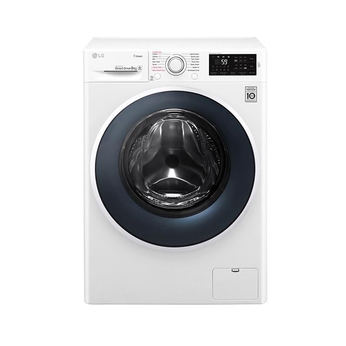 LG F/L F/A Washing Machine (8kg) FC1408S4W.ABWREML