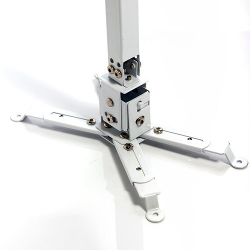 Universal Adjustable Projector Ceiling Mount Bracket Kit