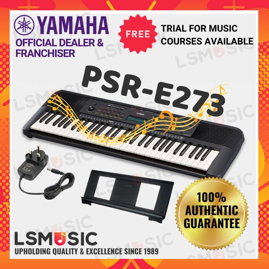 Yamaha PSR-E273 61-Key Portable Keyboard ( New Model! PSR E273 / PSRE273 )