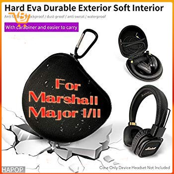 060fcf34bf4 ProductImage. Oops! Your browser is not compatible with Shopee Video :-( Headphone  Case Shockproof EVA Headset Storage Bag Earphone Box ...
