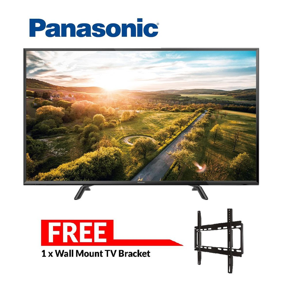 "Panasonic 49"" 4K Ultra HD Easy Smart TV TH-49FX500K"