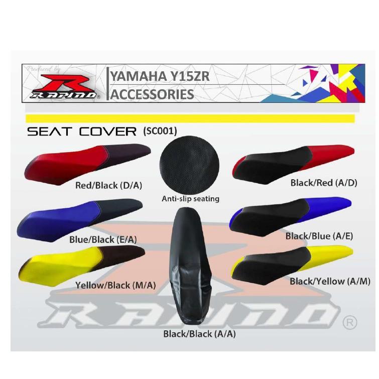 Rapido Seat Cover Y15ZR
