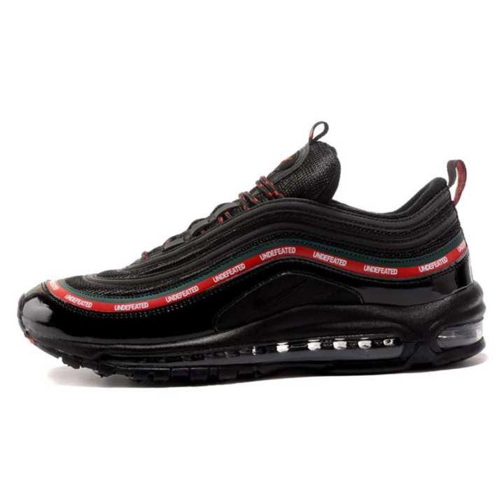 Air Max 97 X UNDFTD Men's Running Shoes ,Black , Non Slip