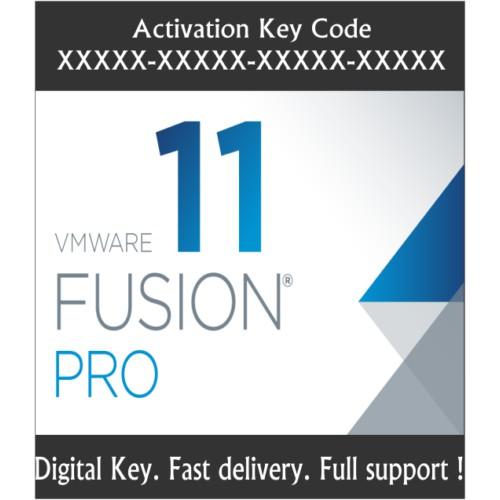 VMware Fusion pro 11 LIFETIME GENUINE LICENSE For Mac