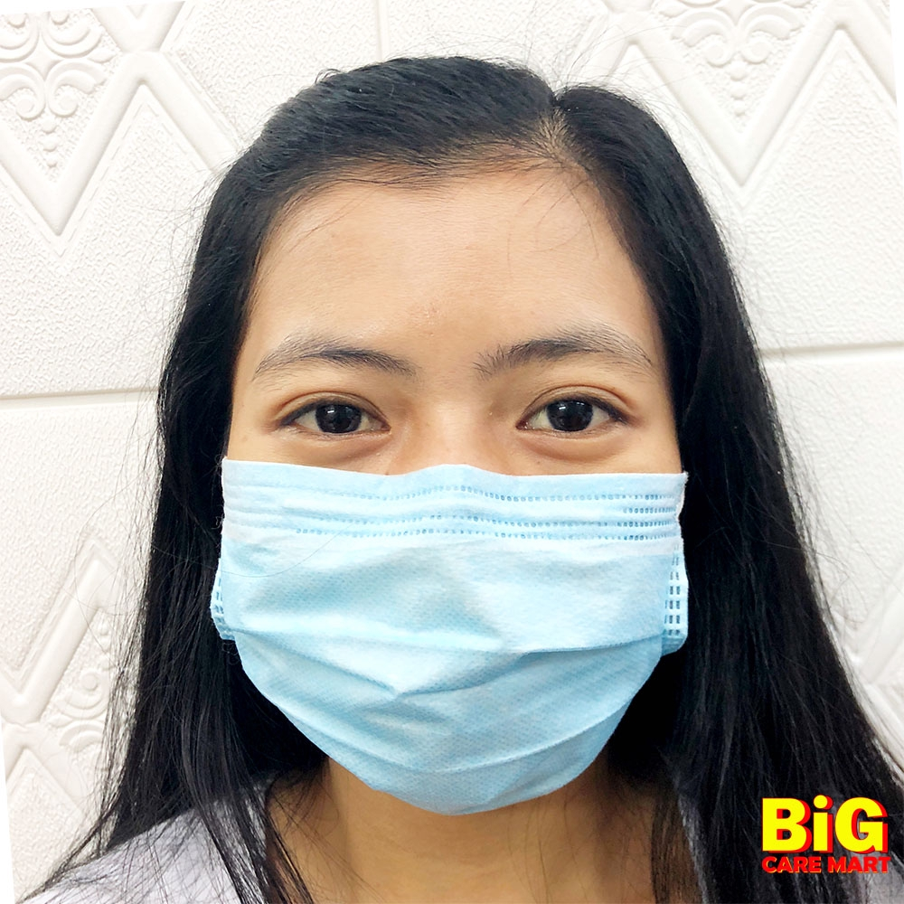 Surgical Face Mask 3 Ply 50pieces (1Box) [VIRUS MASK]