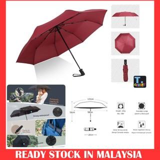 b4ab8433b6a01 Automatic Windproof Umbrella Men Rain Women Travel Folding Auto Open Close  Extra UV Block | Shopee Malaysia