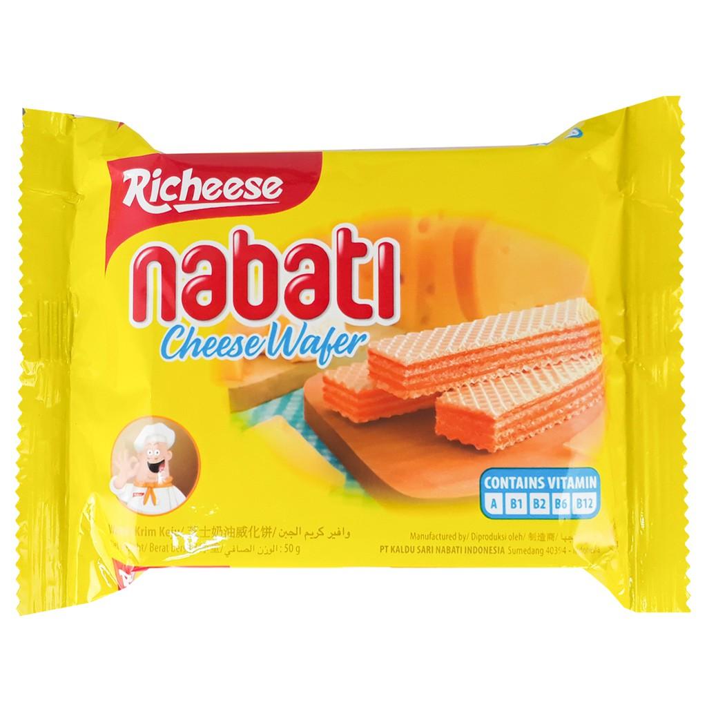 Nabati Richeese Wafer (50g)