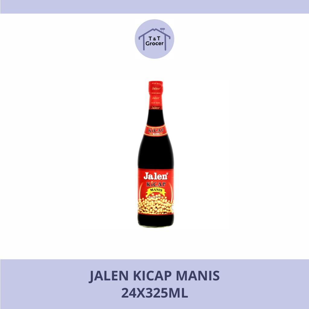Jalen Kicap 24x325ml-12x650ml (Manis/ Masin/ Lemak Manis)