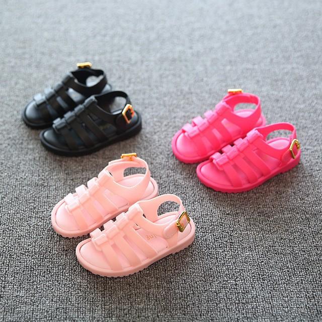 XIEBFASHION Child Knee High Shoes Gladiator Bow Zipper  779ae8e50db2