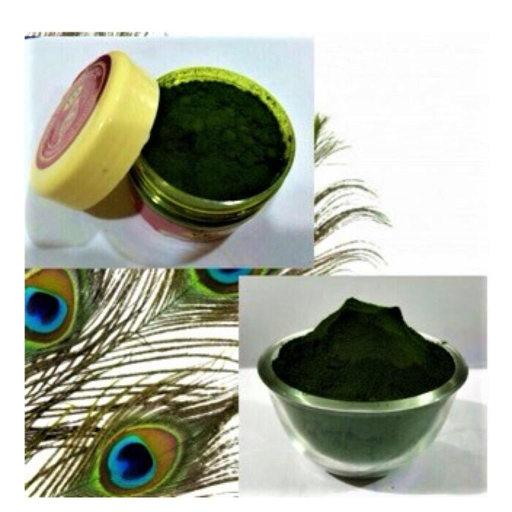 BHAVANI THALAMBOO GREEN KUMKUM