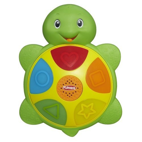 Playskool Elefun & Friends Shapes and Colours Turtle Toy