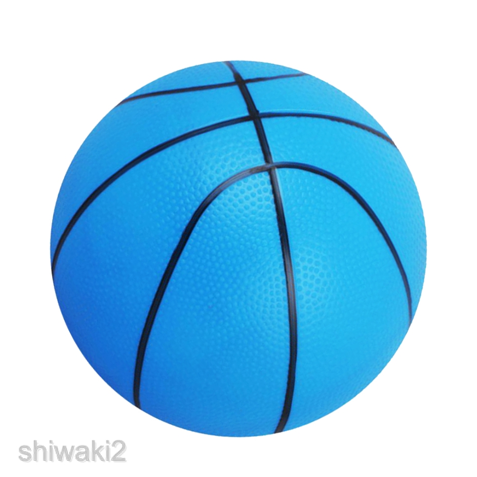 6Inch Small Basketball Football Durable PVC Bouncy Ball Kids Toy Playing 2Pcs