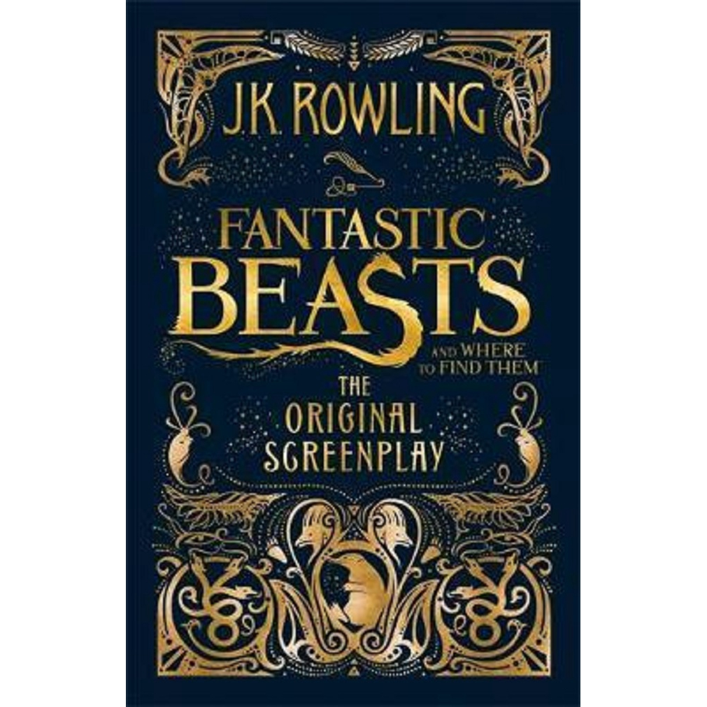 Fantastic Beasts and Where to Find Them: The Original Screenplay ISBN: 9781408708989 (MPH)
