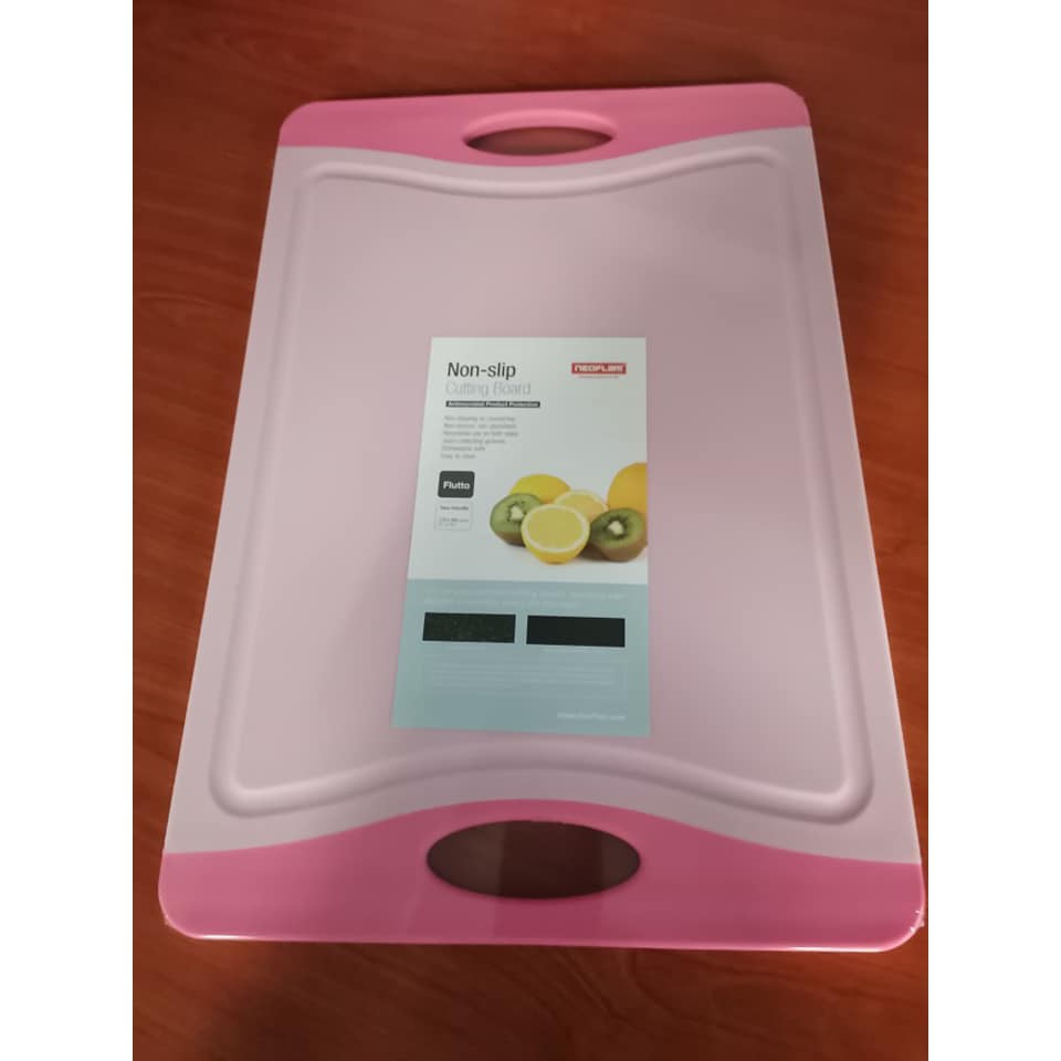 Neoflam Antimicrobial Poly Cutting Boards