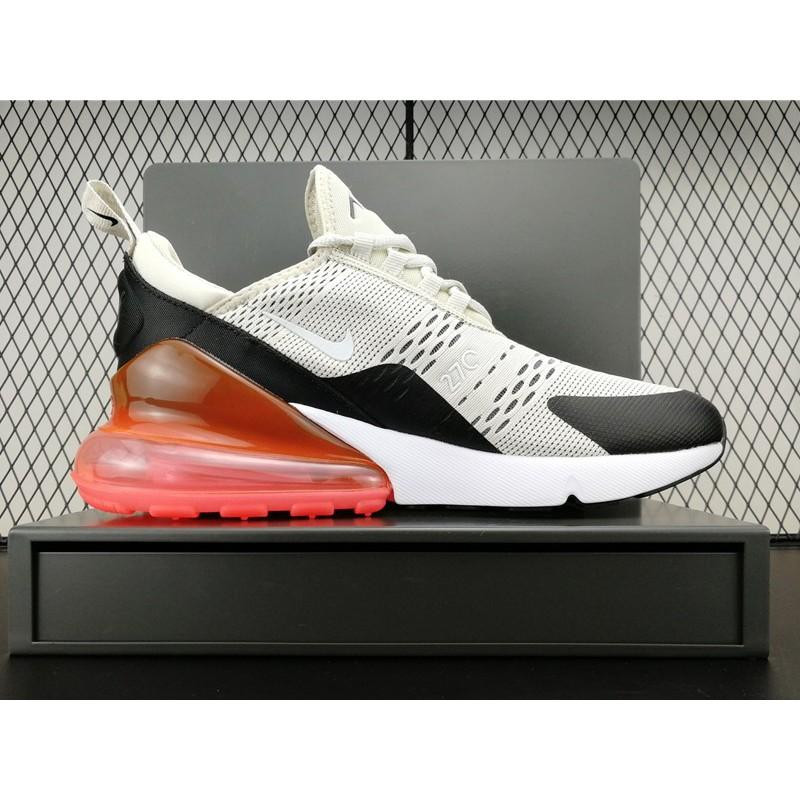 Nike Air Max 270 BlackLight Bone Hot Punch