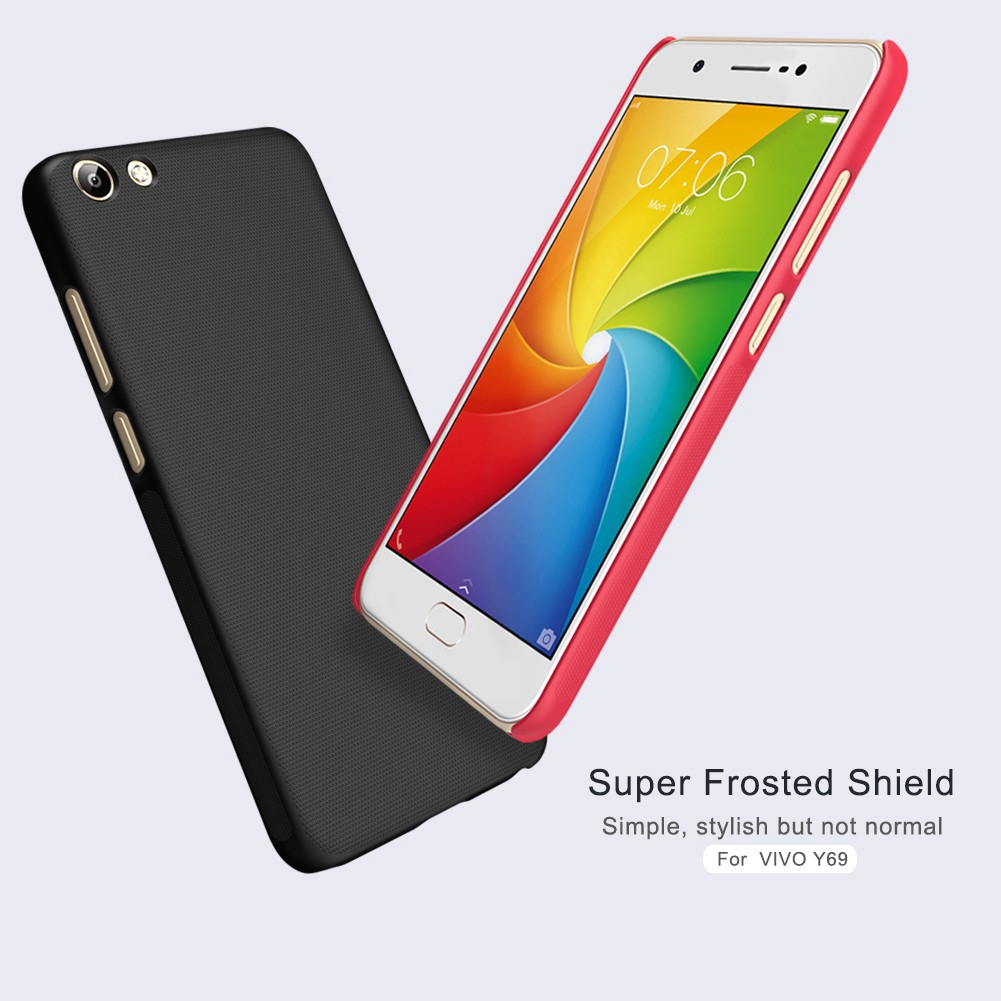 Nillkin Super Frosted Shield Matte cover case for Apple iPhone 7. Source · Protective .