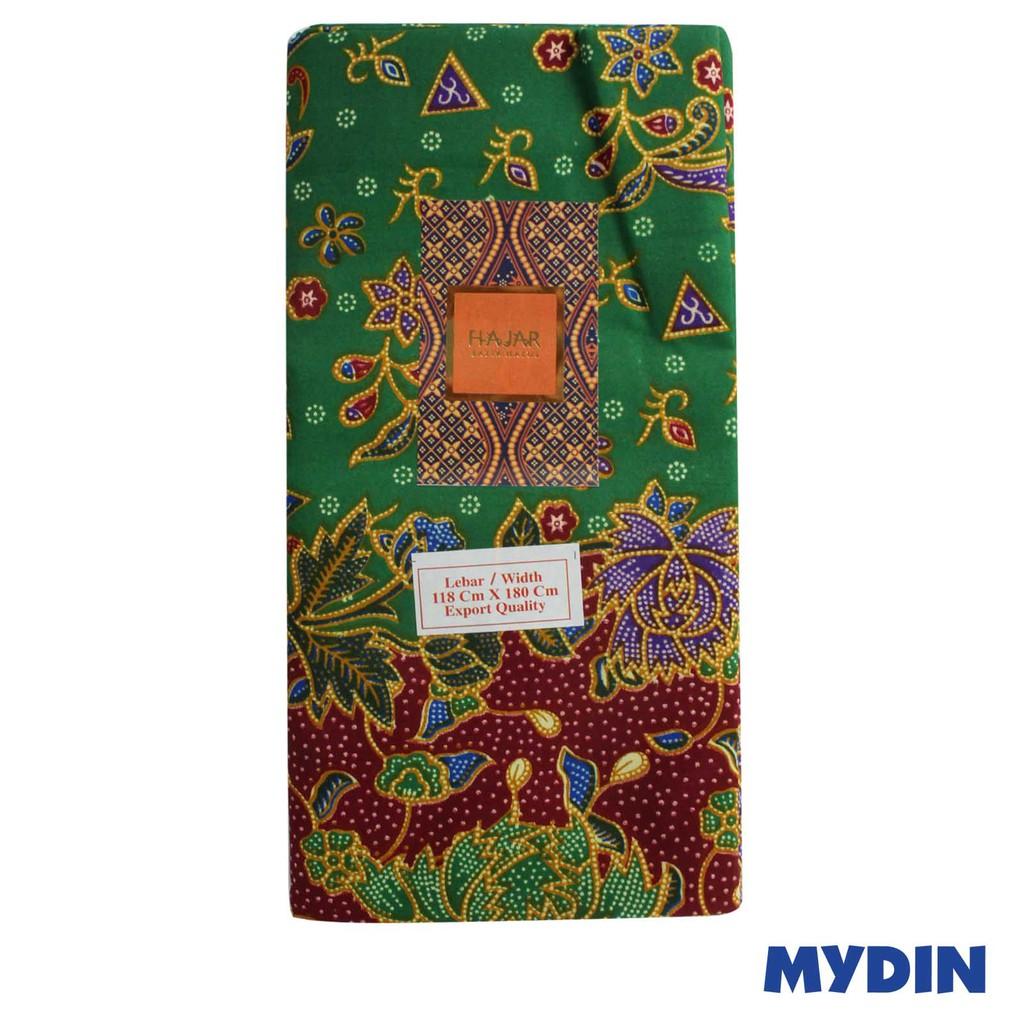 Hajar Batik Sarung Assorted (112 x 180) BJ990-01