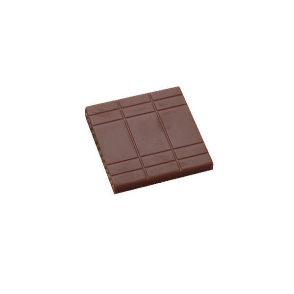 MARTELLATO, Chocolate Mould, Bar Square Mini