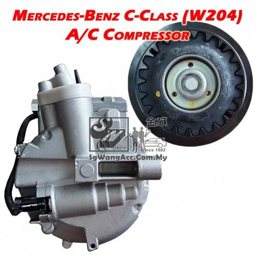 Mercedes-Benz C-Class W204 Air Cond Compressor | Shopee Malaysia