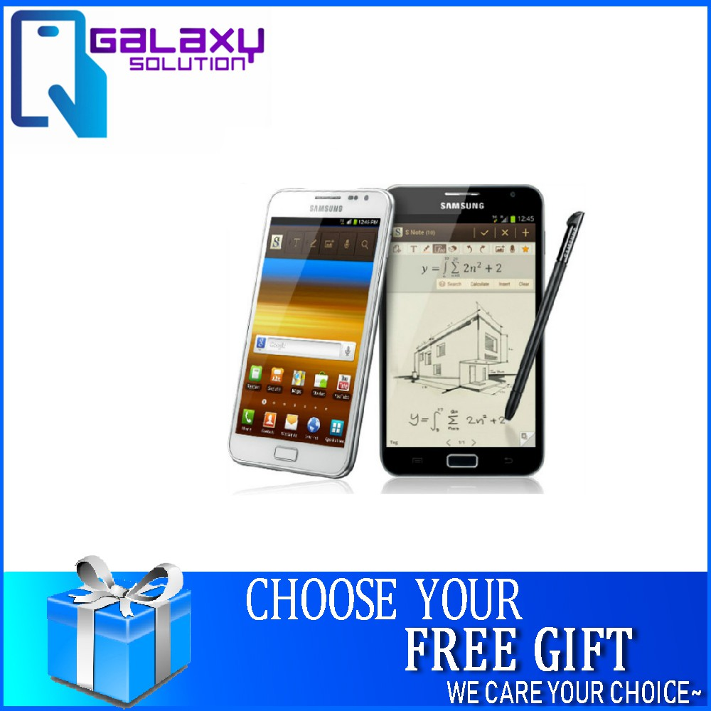 [FREE GIFT] Samsung Galaxy Note 1 N7000 16GB [1 Year Seller Warranty]