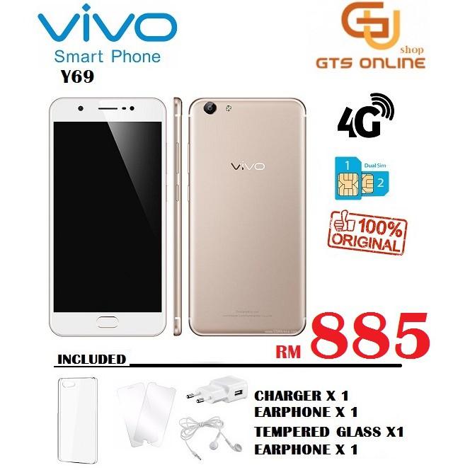 VIVO Y69 3GB+32GB