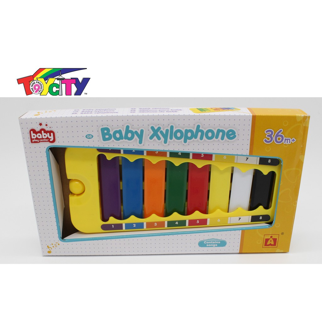 BABY PLAY CENTER BABY XYLOPHONE FUN PLAYSET FOR TODDLER AND KIDS