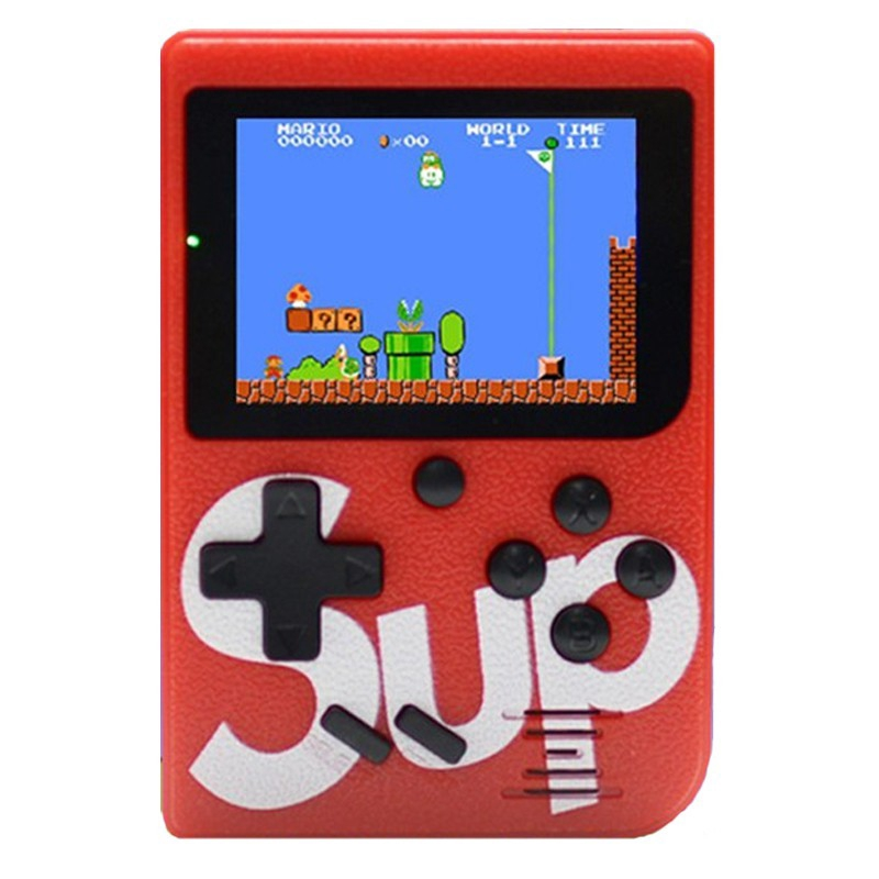 Sup Retro GameBox Console Game with Built-in 400 Games SMBX Super Mario  Bros  X