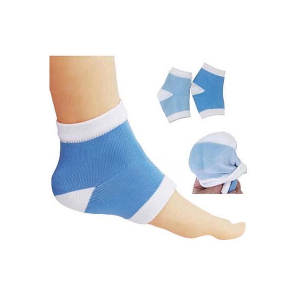 ถุงเท้าเจลซิลิโคน ให้ความชุ่มชื้น ดูแลเท้า 1 คู่