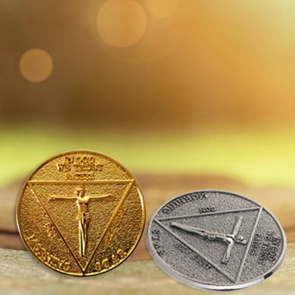Coin lucifer morningstar Pentecostal Coin