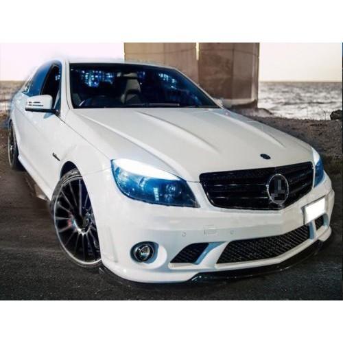 Mercedes CLK C209 501 W5W White Interior Door Bulb LED High Power Light Upgrade