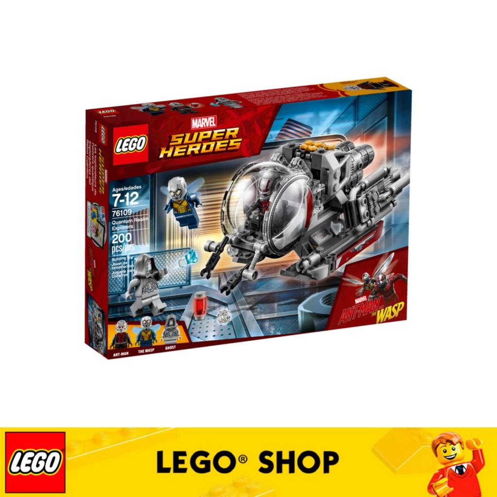 Scarlet SPIDER VS LEGO MARVEL SUPER HEROES 76096 Mighty MICROS Sandman n3//18