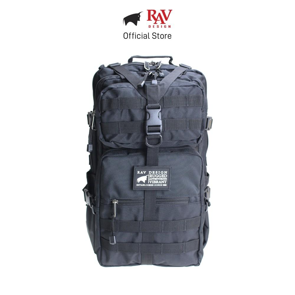 RAV DESIGN Printed Multi-functional 3 in 1 Nylon Backpack Series |RVC447