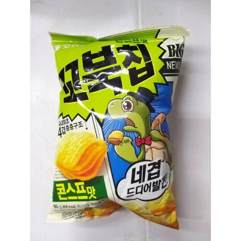 Korean Haitai Orion Kkobuk Chip Corn Soup (65)