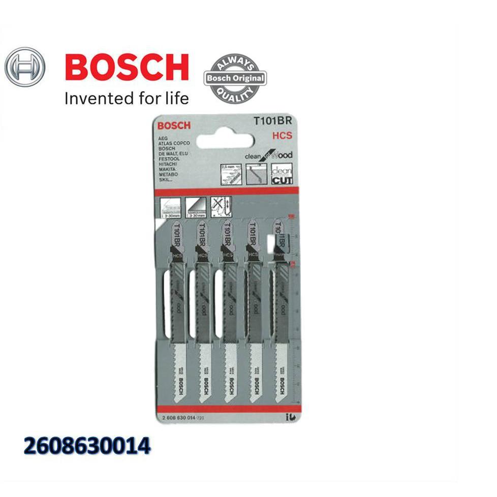 Bosch Jigsaw Blade T101BR for Plywood Wood Clean Cut T 101 B Mata Jig Saw | Shopee Malaysia