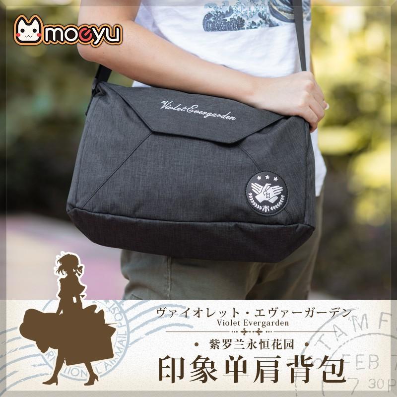 9e414e0a7f18 Violet Eternal Garden Verilite shoulder bag two yuan anime men and women bag