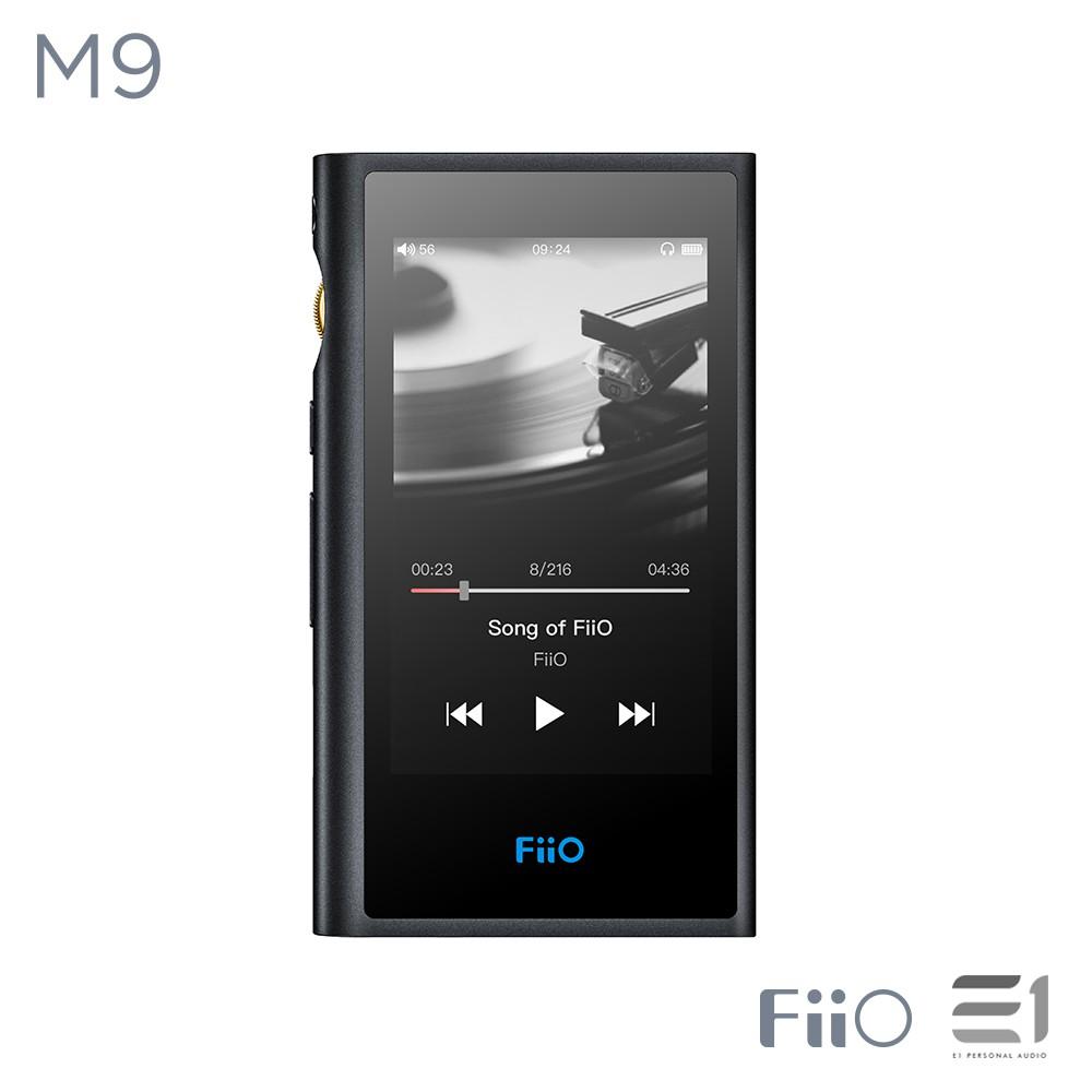 FIIO M9 PORTABLE HIGH-RES LOSSLESS MUSIC PLAYER