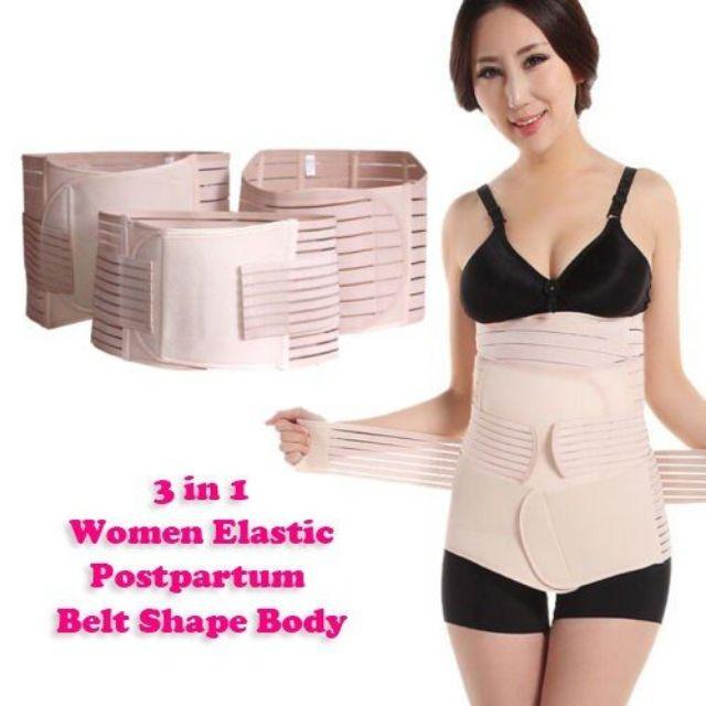 50028678d2 ☆ReadyStock☆ Original Mirabelle Slimming belt Ver 1