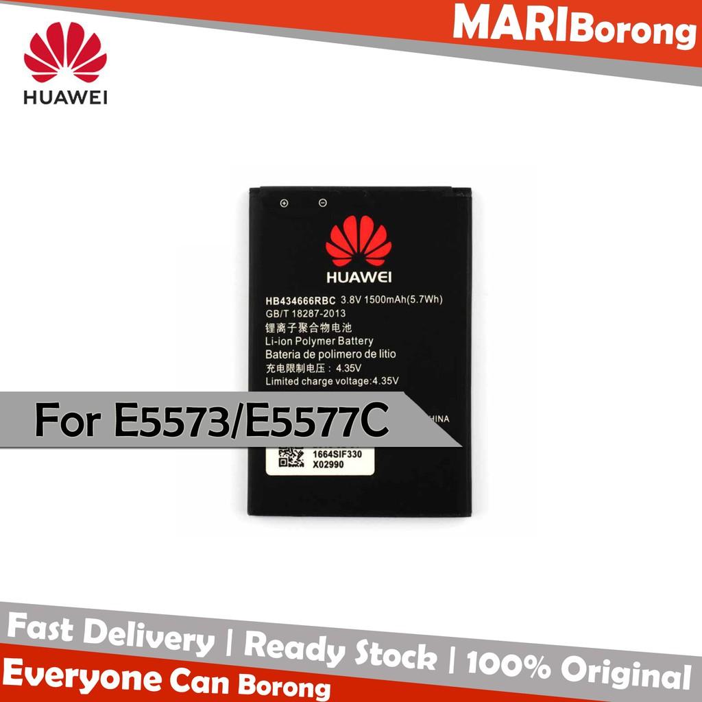 Huawei E5573 E5573S E5577C HB434666RBC 1500mAh Battery Replacement MARI  BORONG