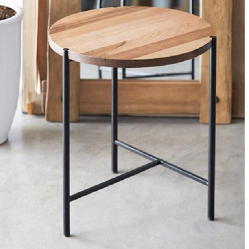 Furniture Direct OMAHA METAL SIDE TABLE