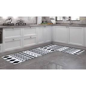 Anti Slip Kitchen Runner (40x120cm and 40x60cm)