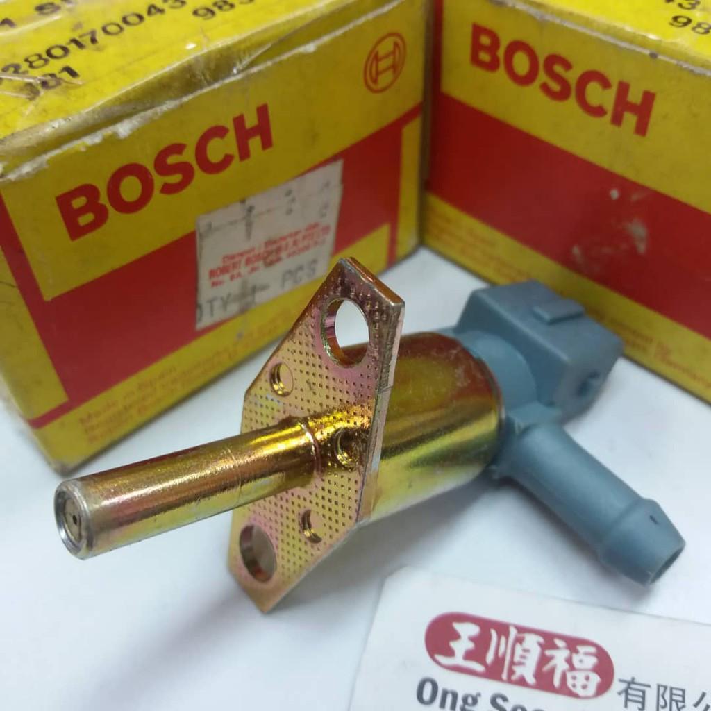 Bmw E30 320i 323i 520i Cold Start Valve Bosch 0280 170 043 Oe 13641285087 Shopee Malaysia