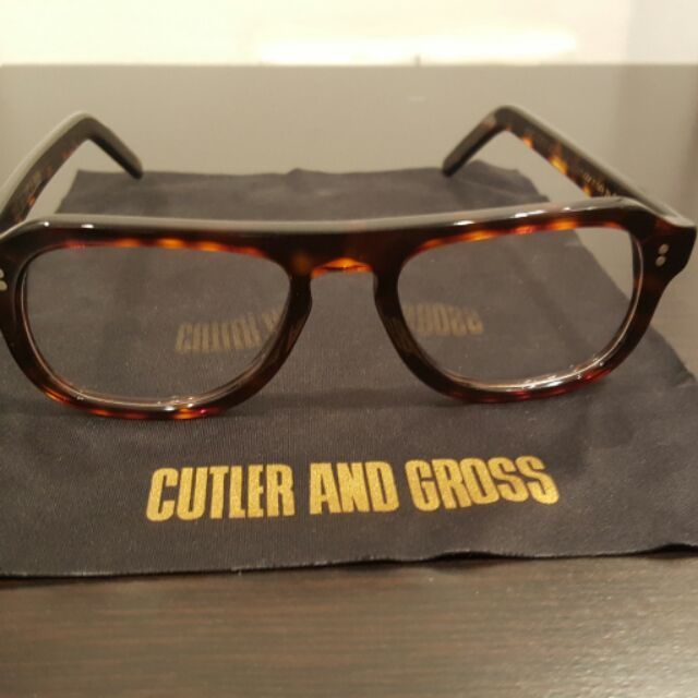 fc1636897e1 Kingsman Glasses Cutler   Gross
