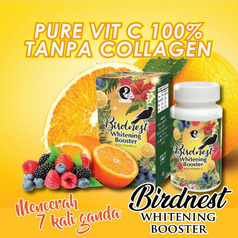 BIRDNEST WHITENING BOOSTER BY EKIN BEAUTY 100% ORIGINAL HQ + FREEGIFT
