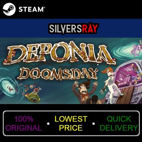 Deponia Doomsday (PC-Steam)