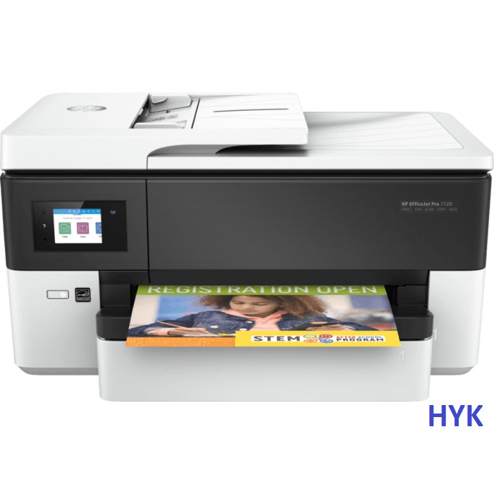 HP OfficeJet Pro 7720 Wide Format All-in-One Printer (Y0S18A) (Print, Scan,  Copy,Fax) (*FREE REDEMPTION RM80 VOUCHER)