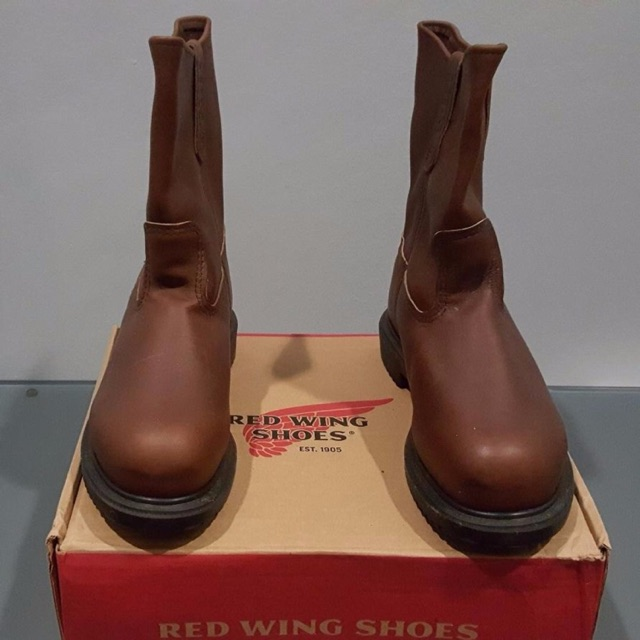 Red Wing Pecos 8241 Safety Boots