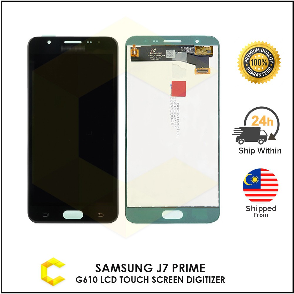 CellCare ORIGINAL SAMSUNG J7 PRIME G610 LCD TOUCH SCREEN