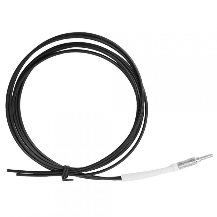 NITRIP FR-610-I Diffuse Reflective Digital Fiber Optic M6 Probe Sensor Cable Line
