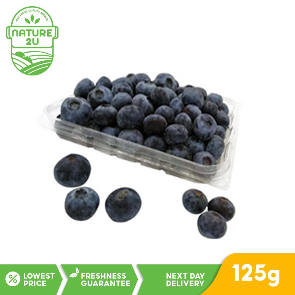 Fresh Fruit - Blueberry (125g)